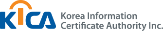 KICA Korea Information Certificate Authority Inc.